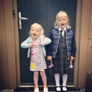 School Run – the other type of running I do!