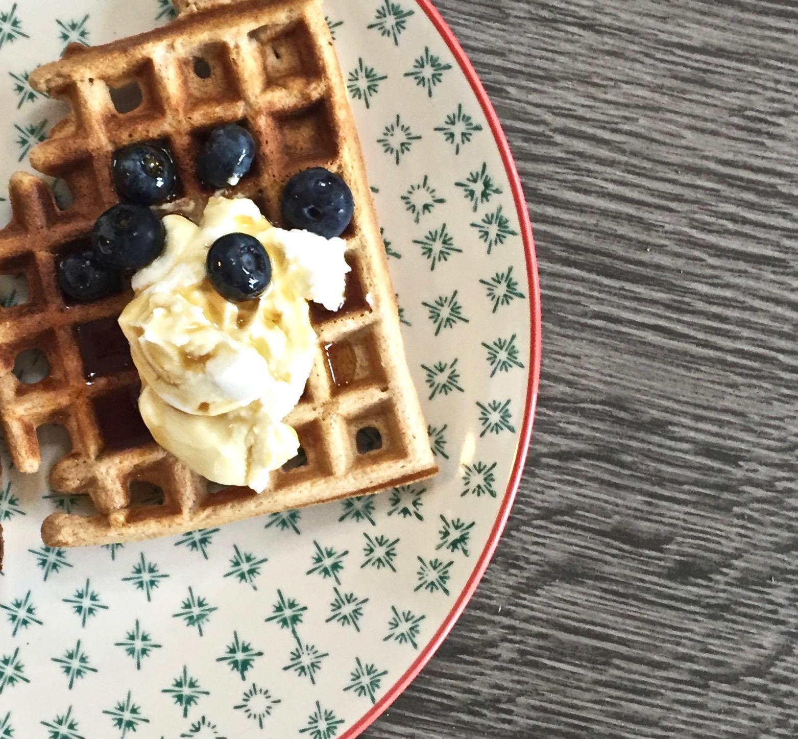 A whole lot of Waffling – My favourite Waffle recipe