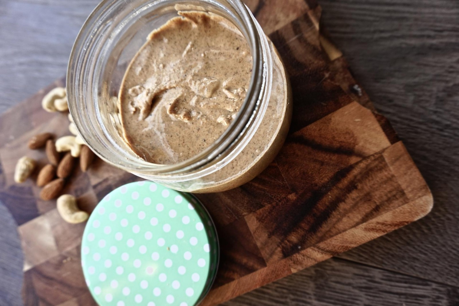 Almond Coconut butter