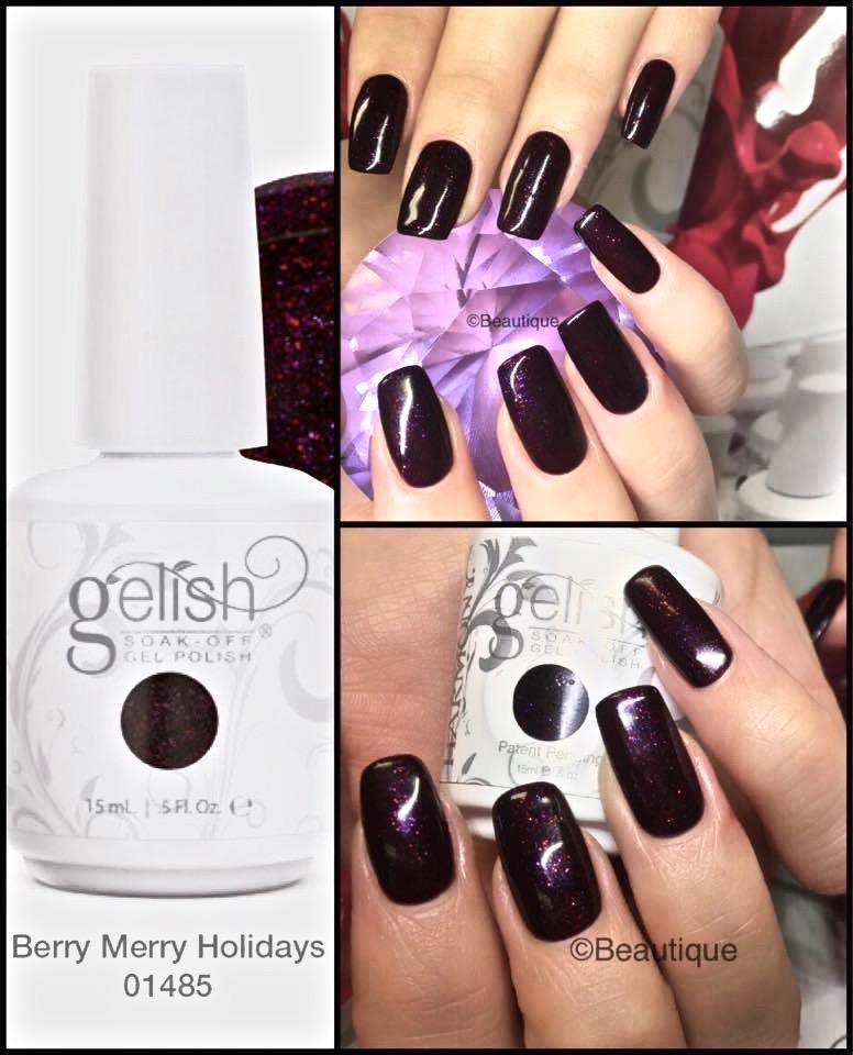 Nails, pregnancy, babies & my Gelish Solution - Leanmeanmomma