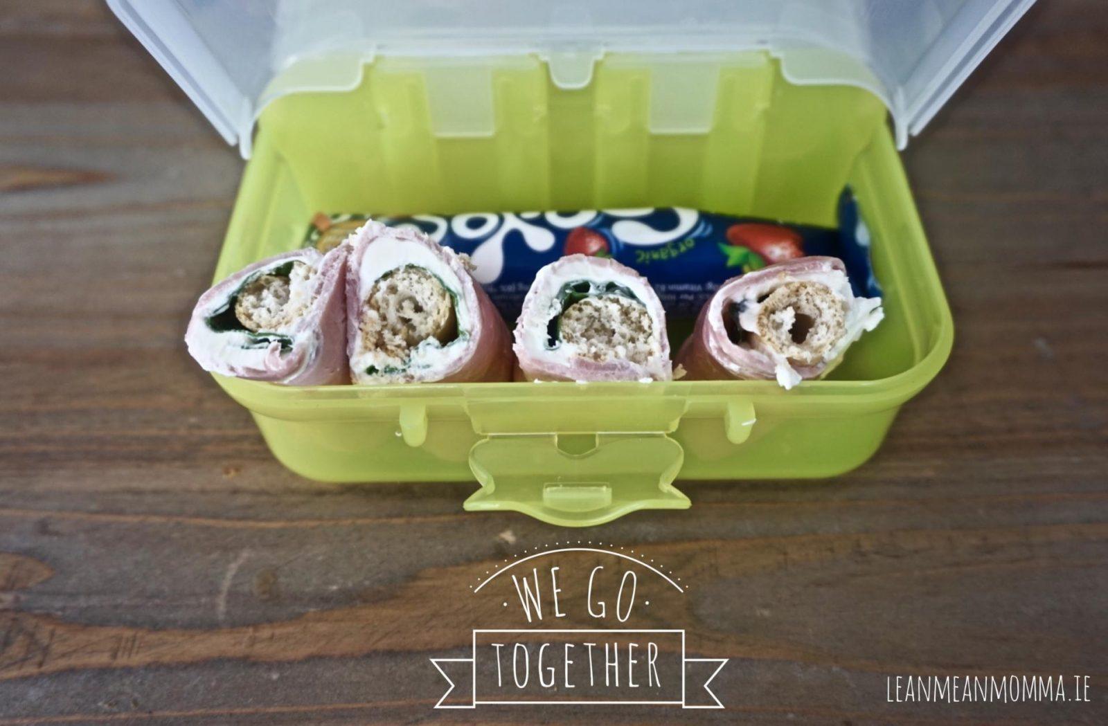 dunnes lunchbox leanmeanmomma