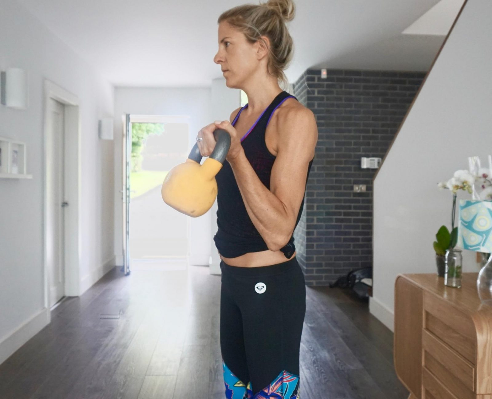 leanmeanmomma home workout