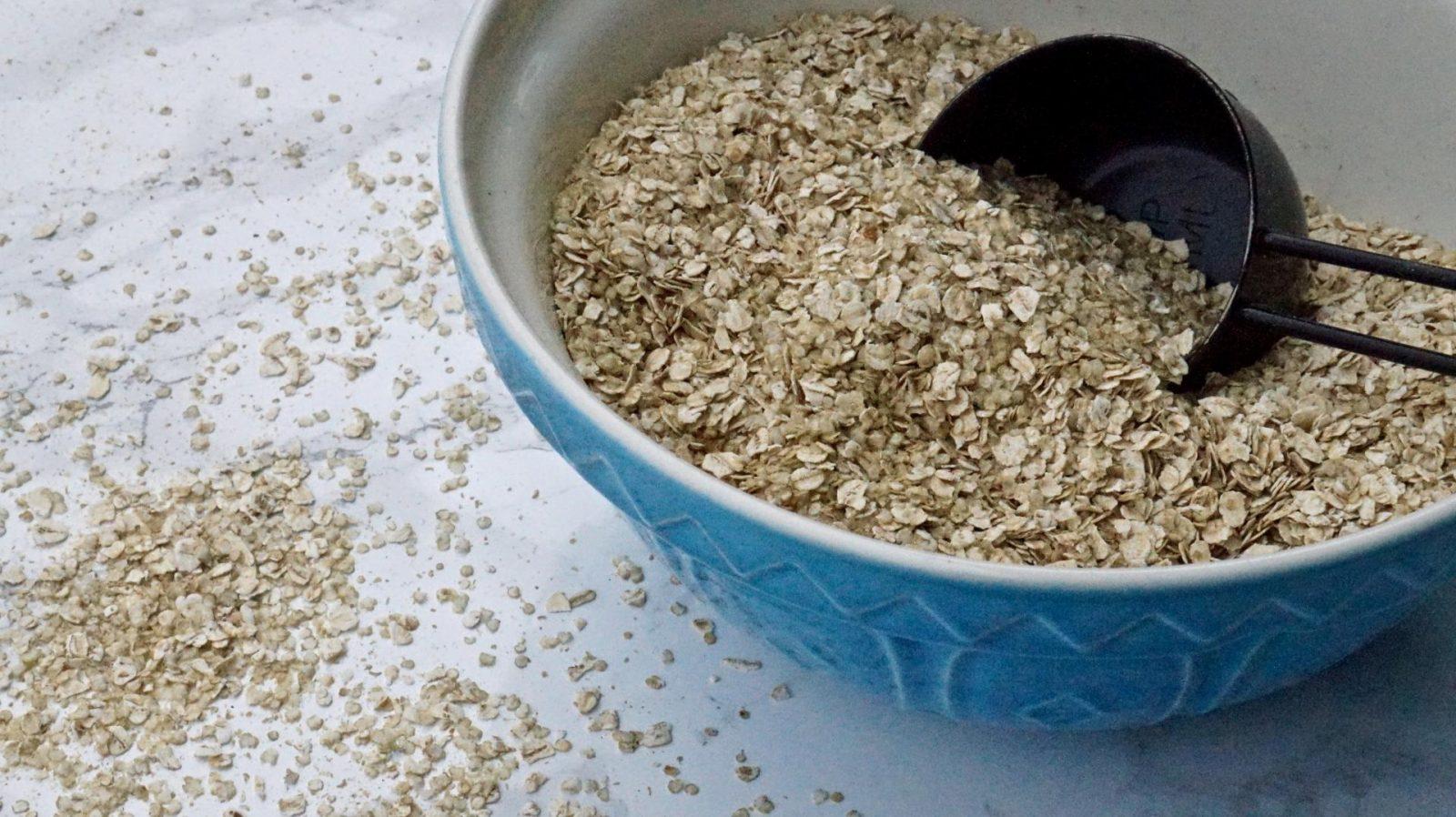 healthy granola, good for you granola, quinoa granola