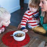 leanmeanmomma porridge oats breakfast