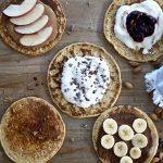 pancakes healthier pimp my pancakes leanmeanmomma