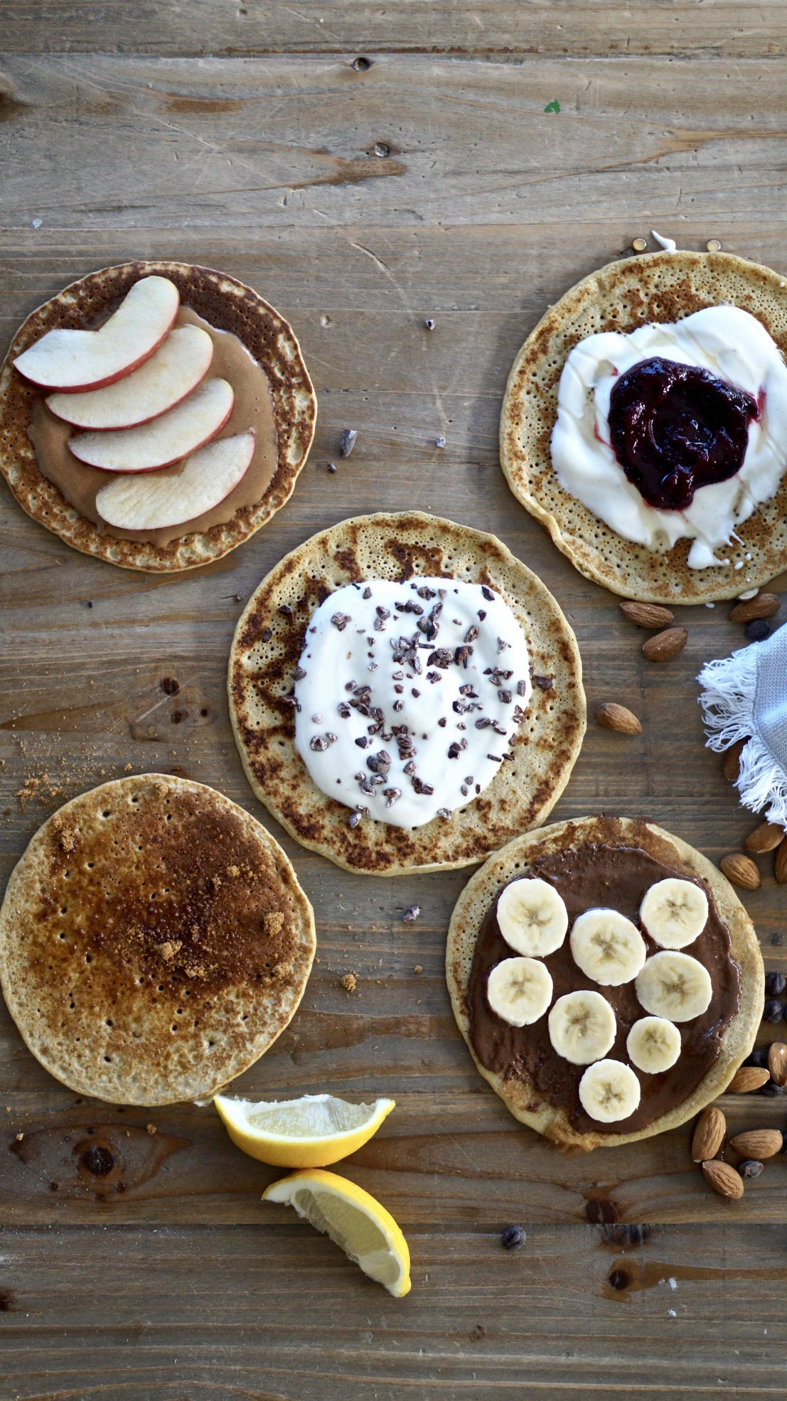 Pimp my Pancake……the healthy way
