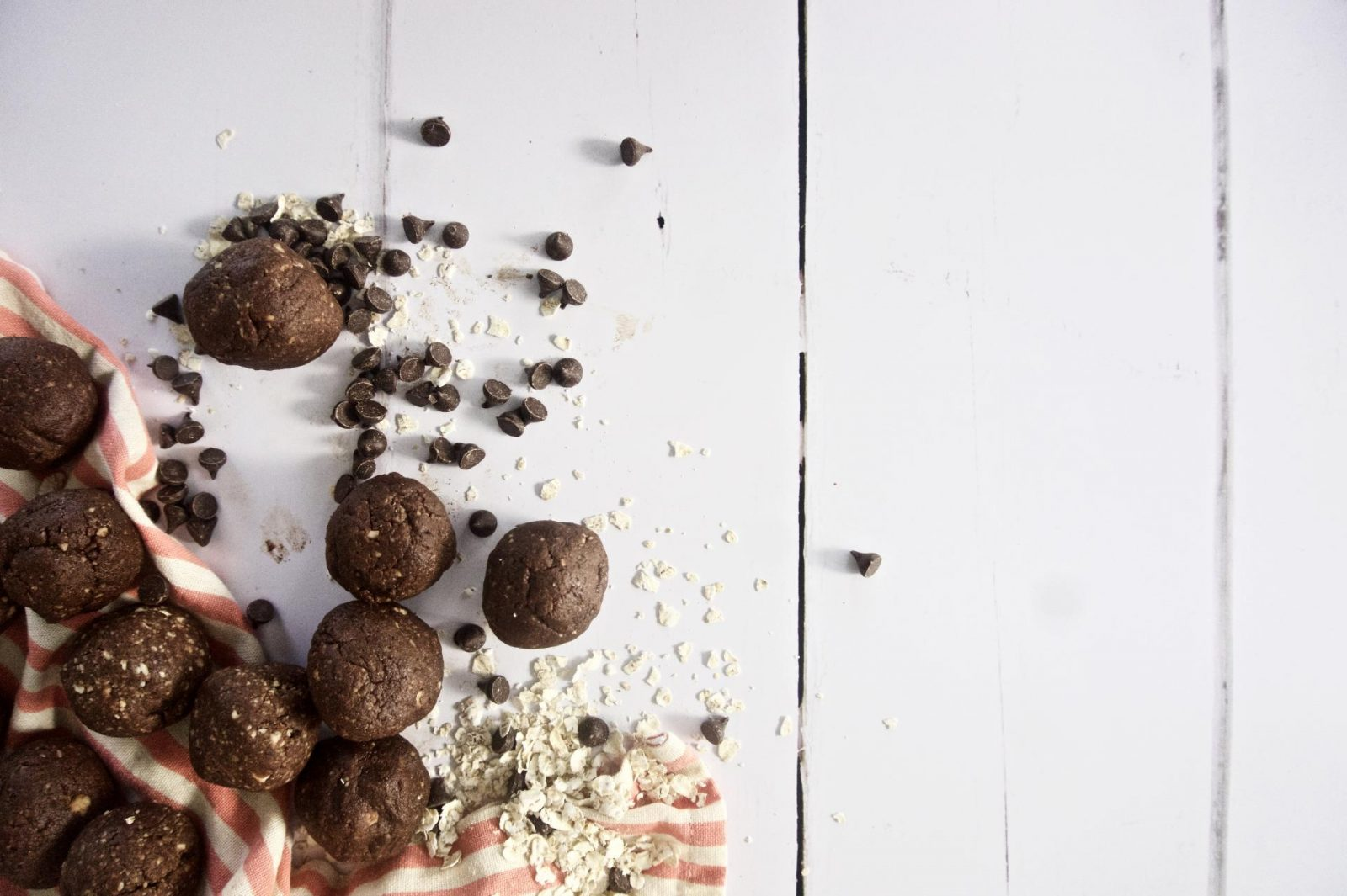 double chocolate balls leanmeanmomma