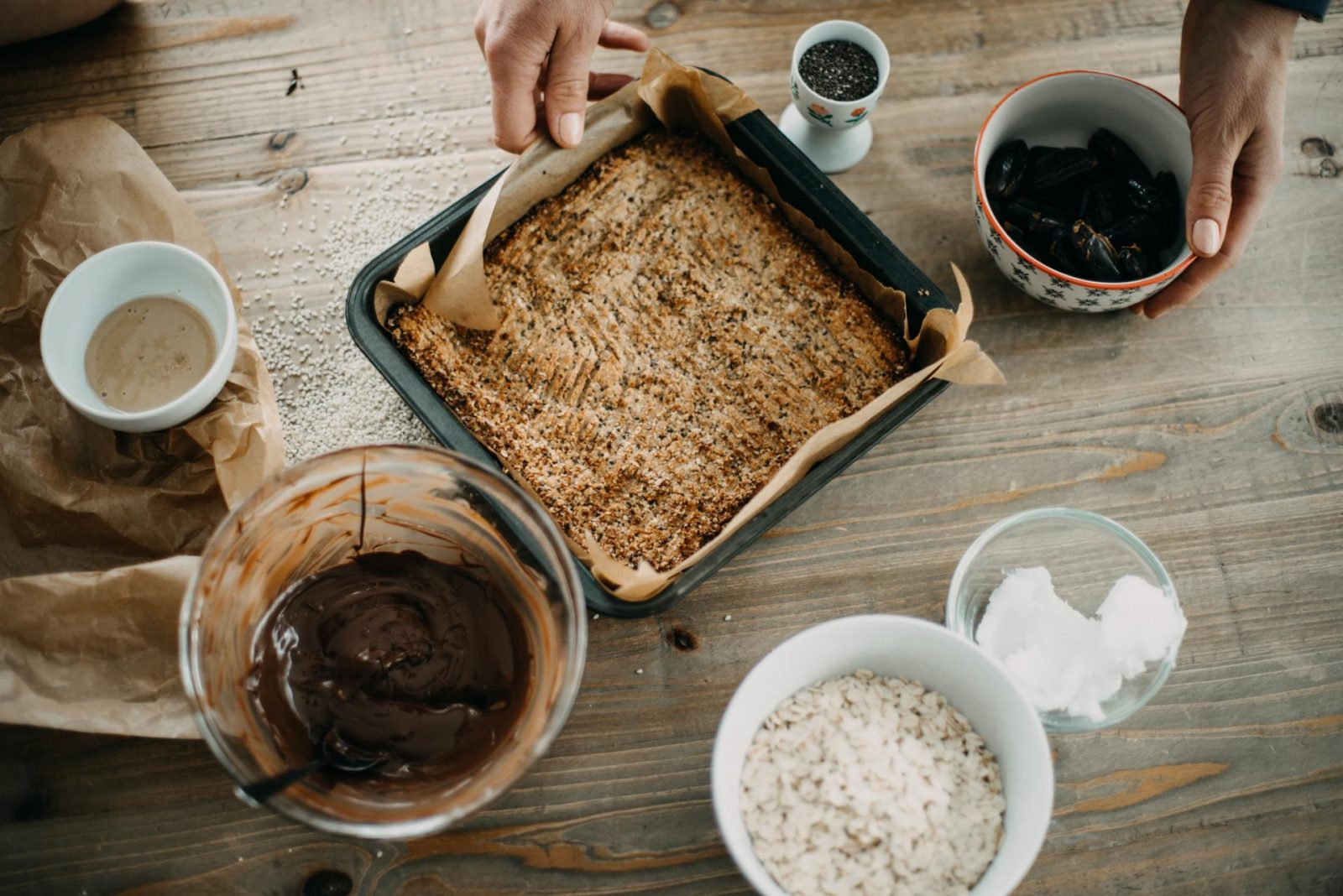 leanmeanmomma nut free flapjacks lunchbox sugar free