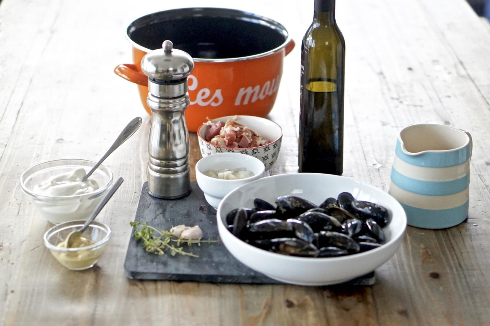 Bord Bia flex your mussels leanmeamomma
