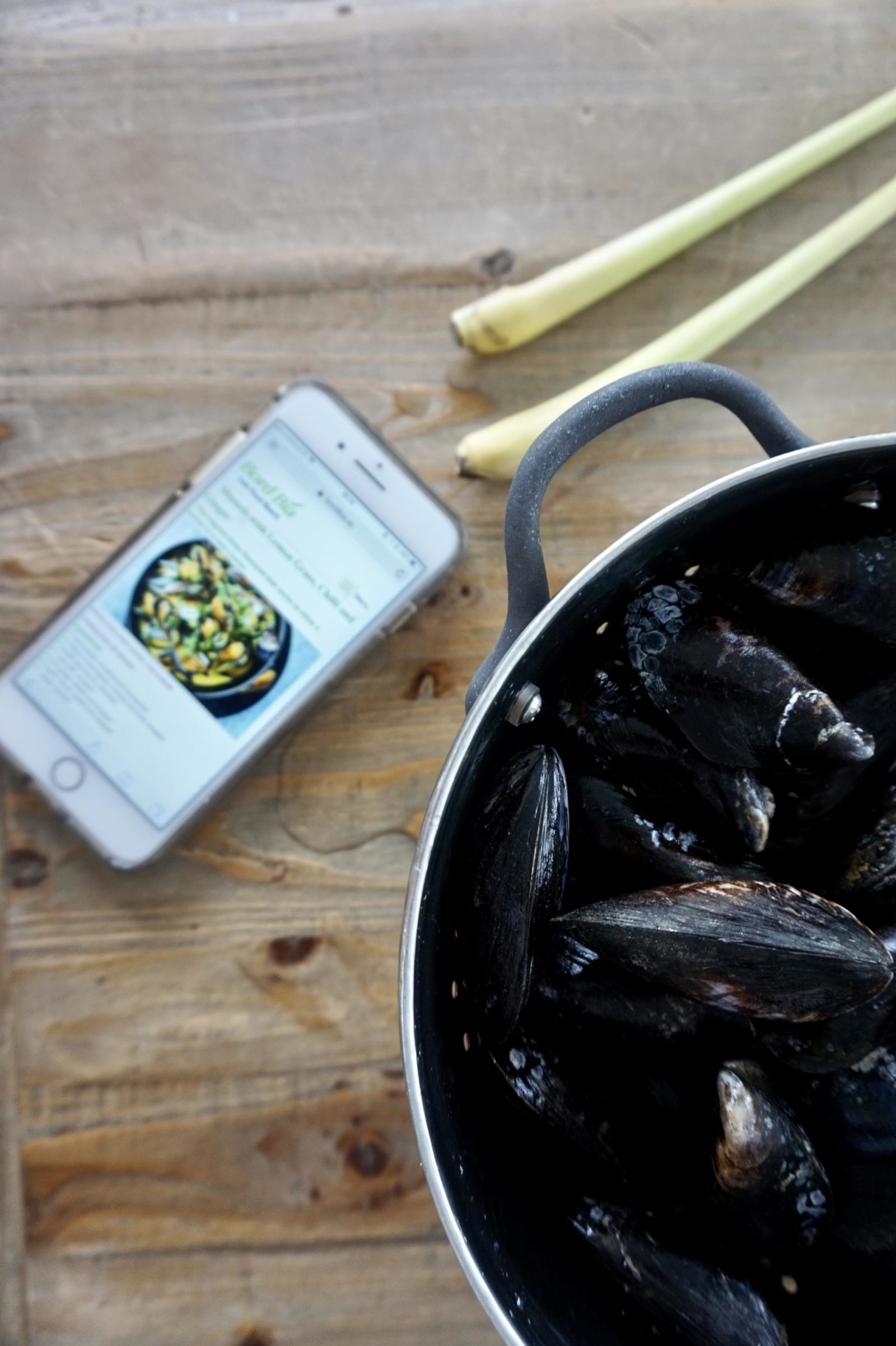 Bord Bia Asian mussels Leanmeanmomma