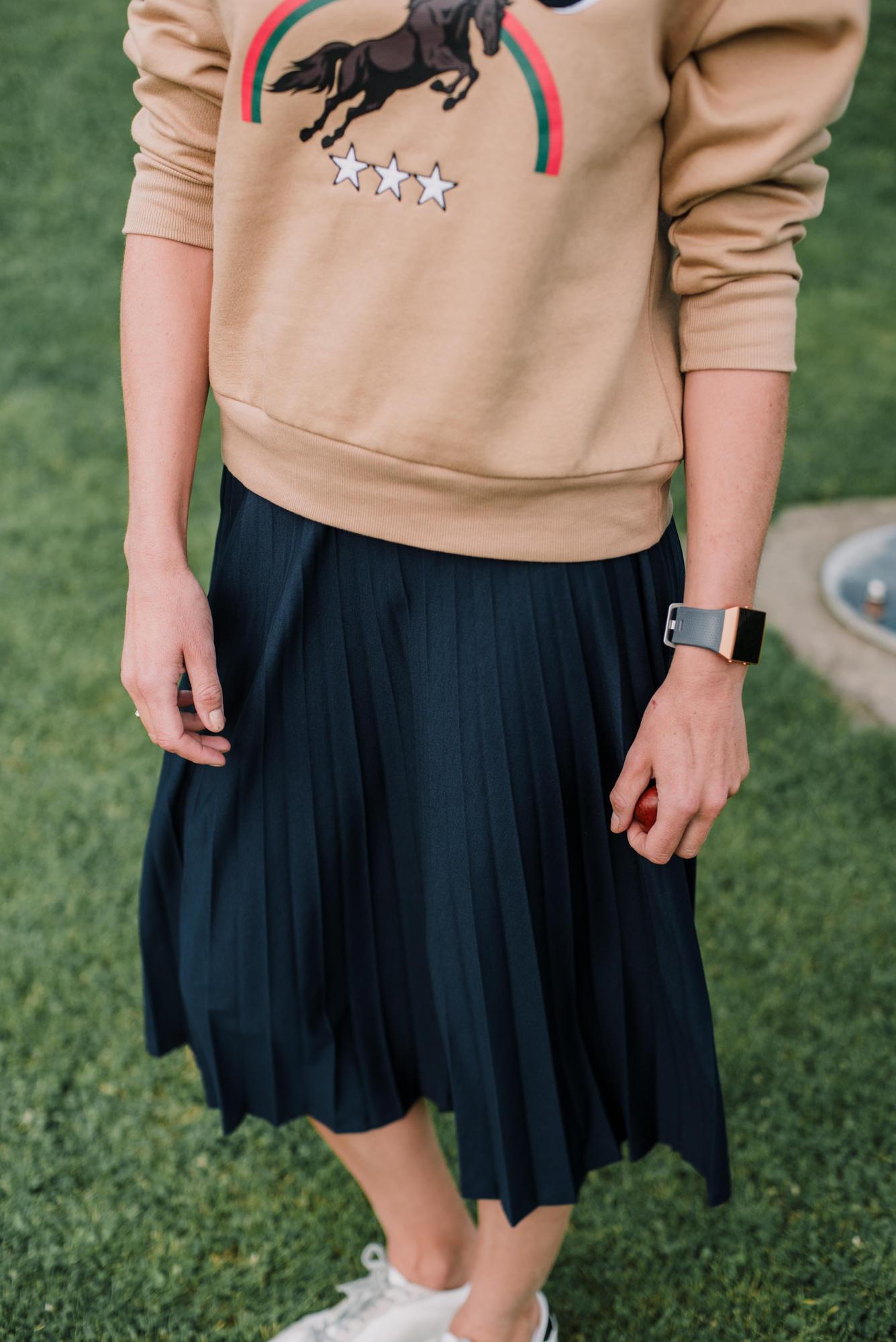 Marks & Spencer leanmeanmomma uniform ladies wear