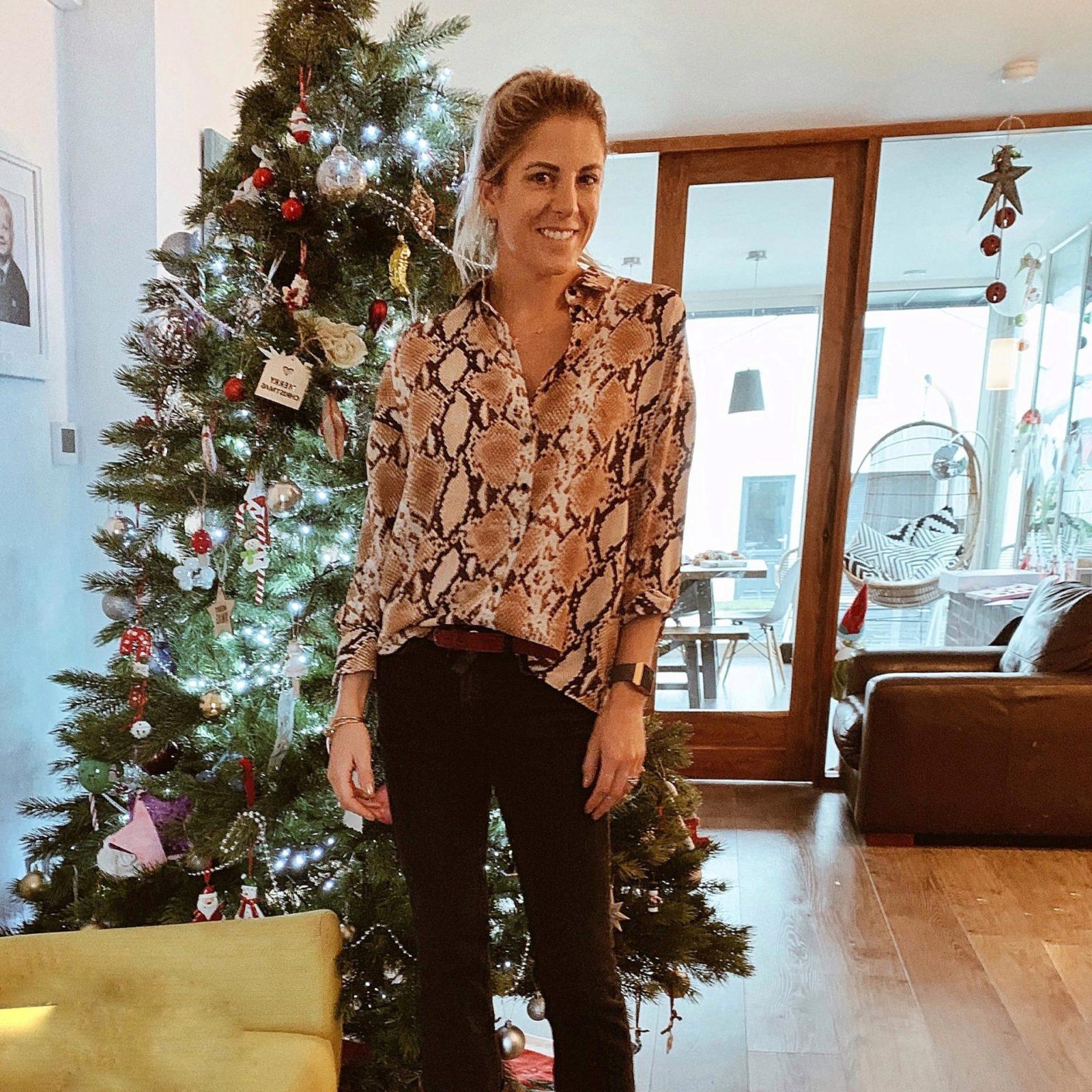 Cliona O'Connor leanmeanmomma Marks & Spencer Ireland