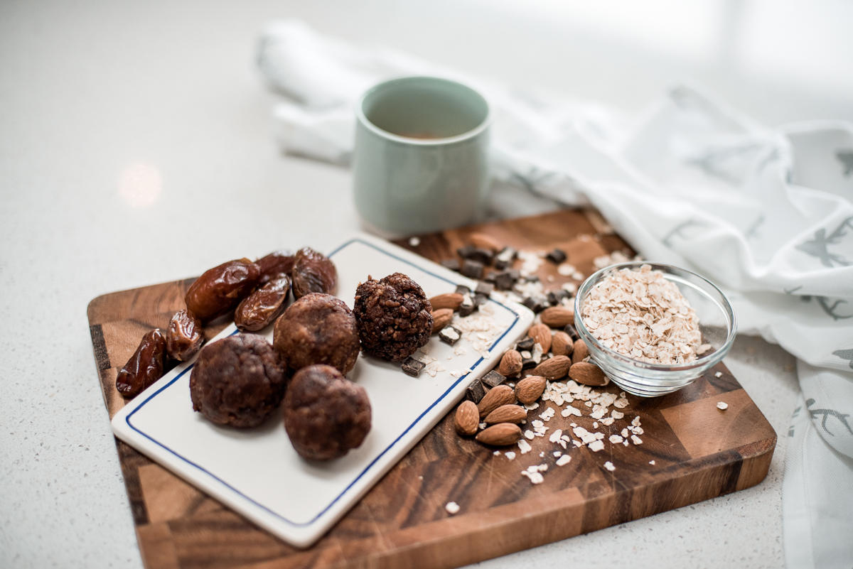 cliona o'connor chocolate nut balls leanmeanmomma