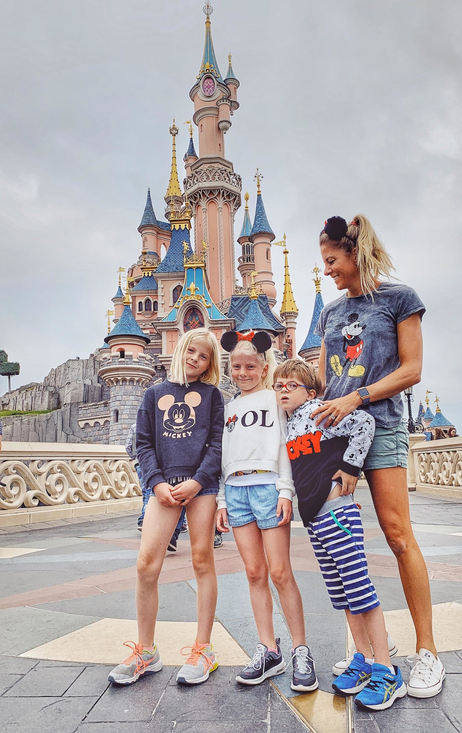 Non, je ne regrette rien with Aer Lingus at DisneyLand Paris