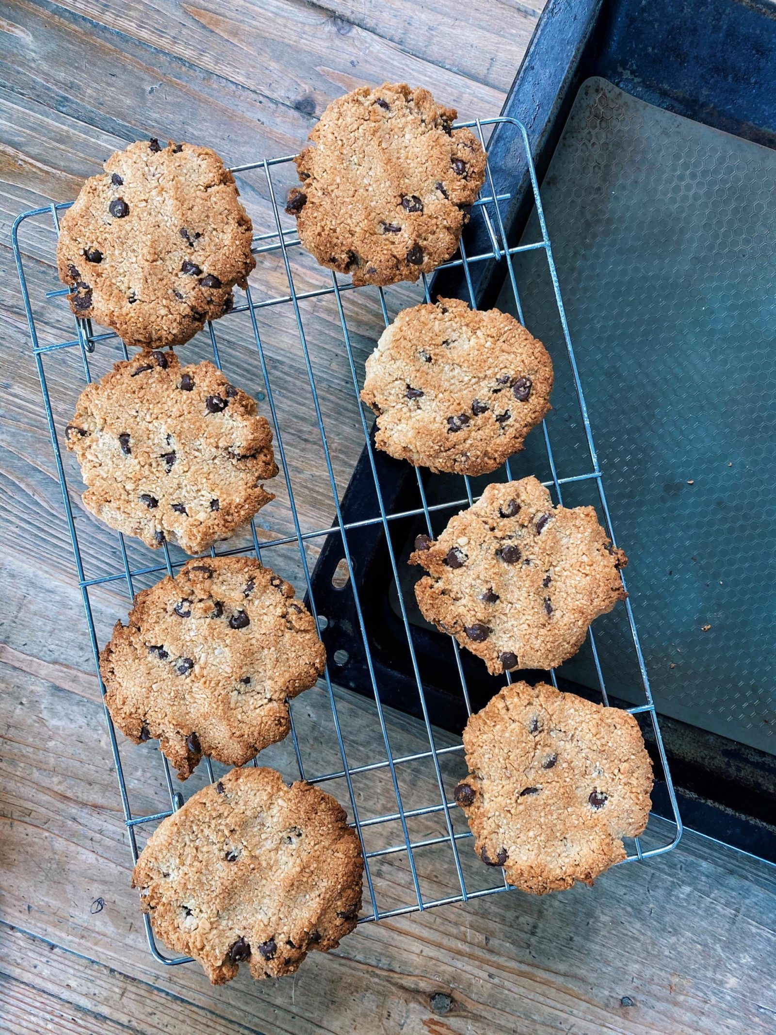 Cliona O'Connor Chocolate Chip Cookies